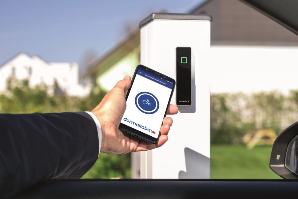 Dormakaba - electronic and physical access control systems