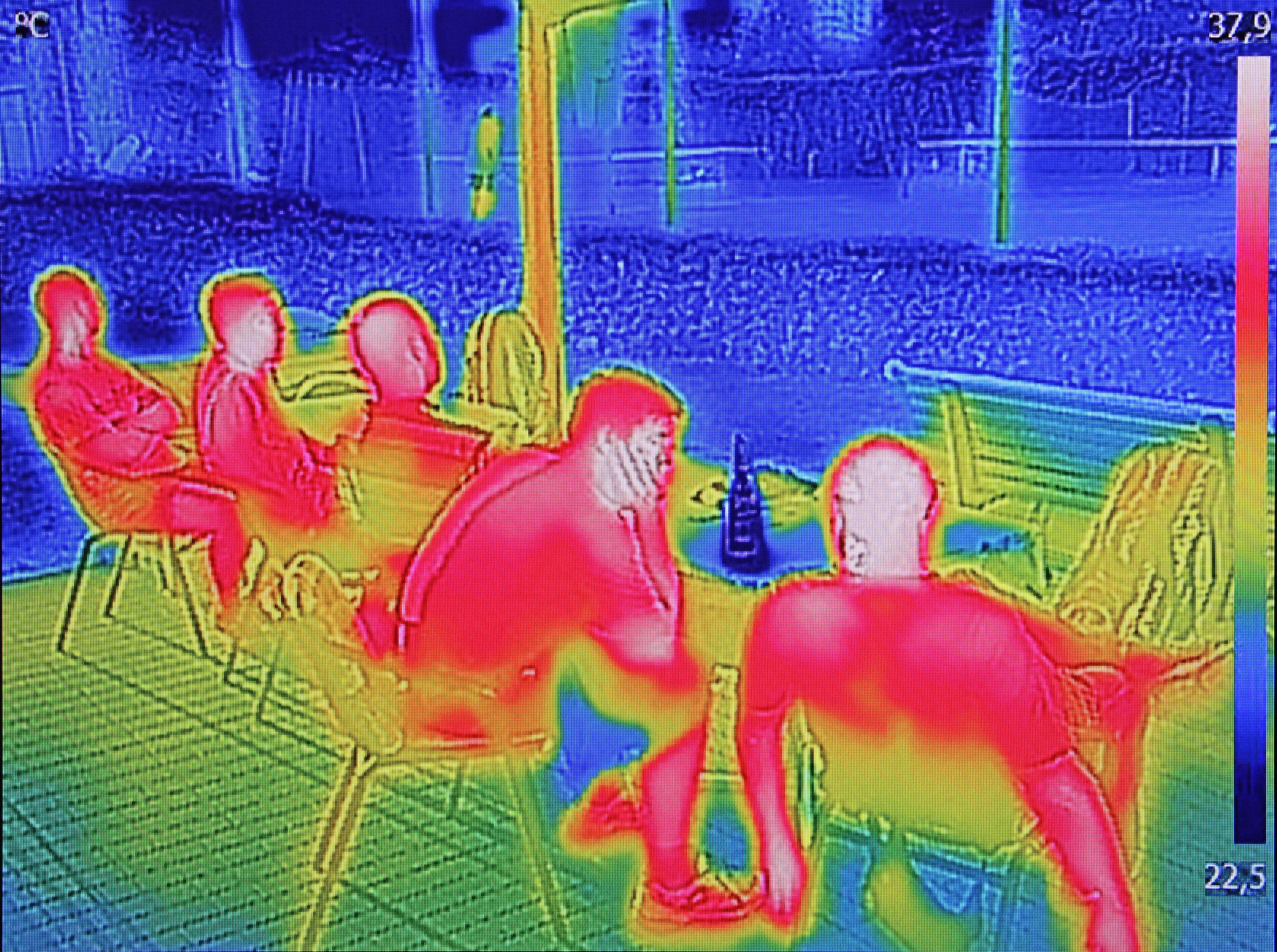 Temperature measurement systems